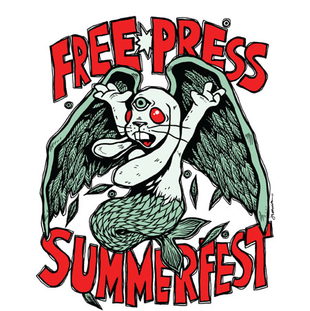 summerfest 2011 lineup. Free Press Summerfest 2011